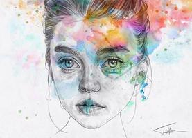 A fragile rainbow by Tomasz-Mro