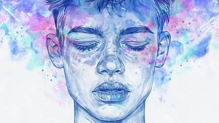 Engulfed by Tomasz-Mro