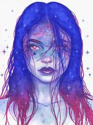 Galaxia by Tomasz-Mro