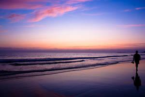 Cadiz: Playa de la Victoria by Garphius