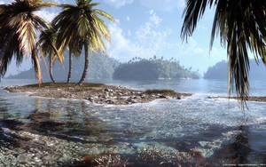 My piece of paradise by Klontak