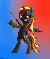 Request - Vinyl Blade by Zhooves