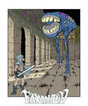NES Tribute: Faxanadu by scottogara