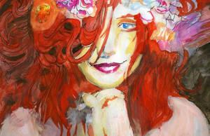 Tori Amos by MAMACITAred