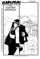 Naruto: NaruHina Ch02 Cover by mattwilson83