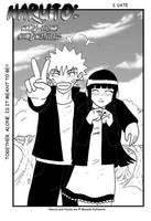 Naruto: NaruHina Ch03 Cover by mattwilson83