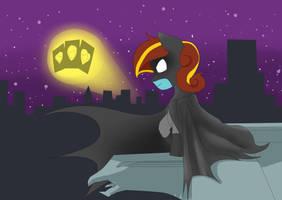 Bat-KP: The Dark Reviewer by mattwilson83