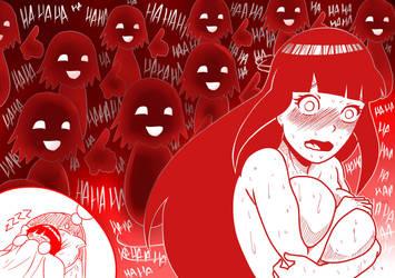 2 Hinata's nightmare by mattwilson83