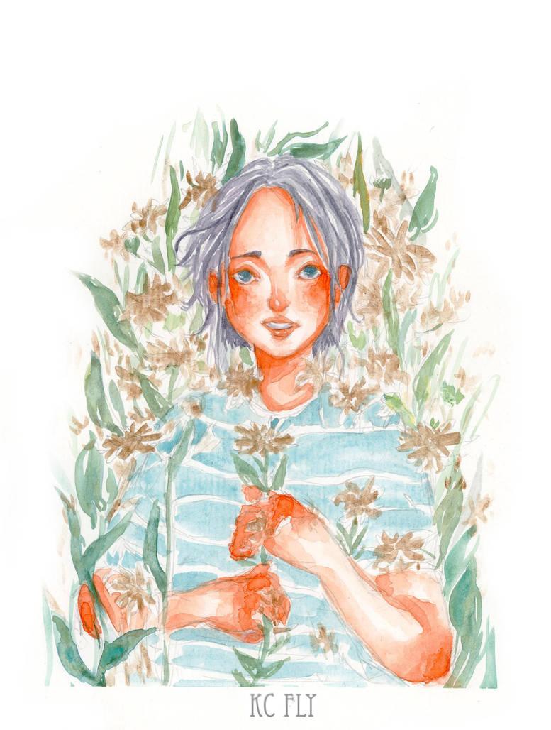 Blush by Kc-Fly