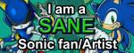 Sonic Banner by MREcartoonist