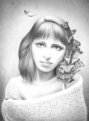 Yevgeniya by ArtJuice2009