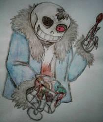 Horrortale - Some EYEScream ? by Hineria-N
