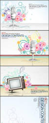 best flower design vectors by coolwing