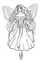 .:: fairy ::. by HypnoticRose