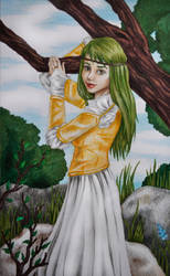 Vilali - Commission by HypnoticRose