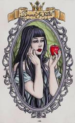 Snow White by HypnoticRose