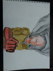 One Punch Man by andri10