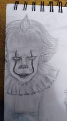 Pennywise by andri10
