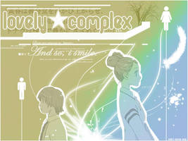 Smile - Lovely Complex by Shika-Bibi