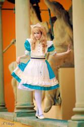 Alice by TSaiga
