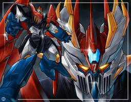 Mazinger Rex by REX-203