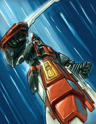 Jet Robo by REX-203