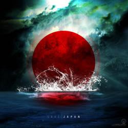 SAVE JAPAN I by studiomuku