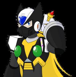 Hidden Swordsman by ShiningDreamer