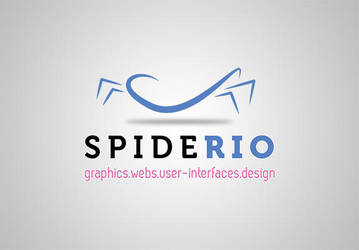 Draft 1 of my new logo by spiderio