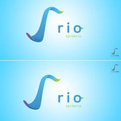 Draft 2. My new Logo Rio by spiderio