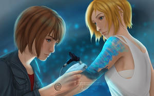 I've Got You Under My Skin Cover by ArtKitt-Creations