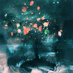 Tree of origin. by AlmAArietis