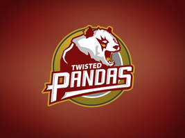 Twisted Pandas by Draekdesign