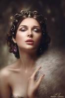 La belle femme by Maksim-Larionov