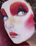 Clown her by EmilieDionne