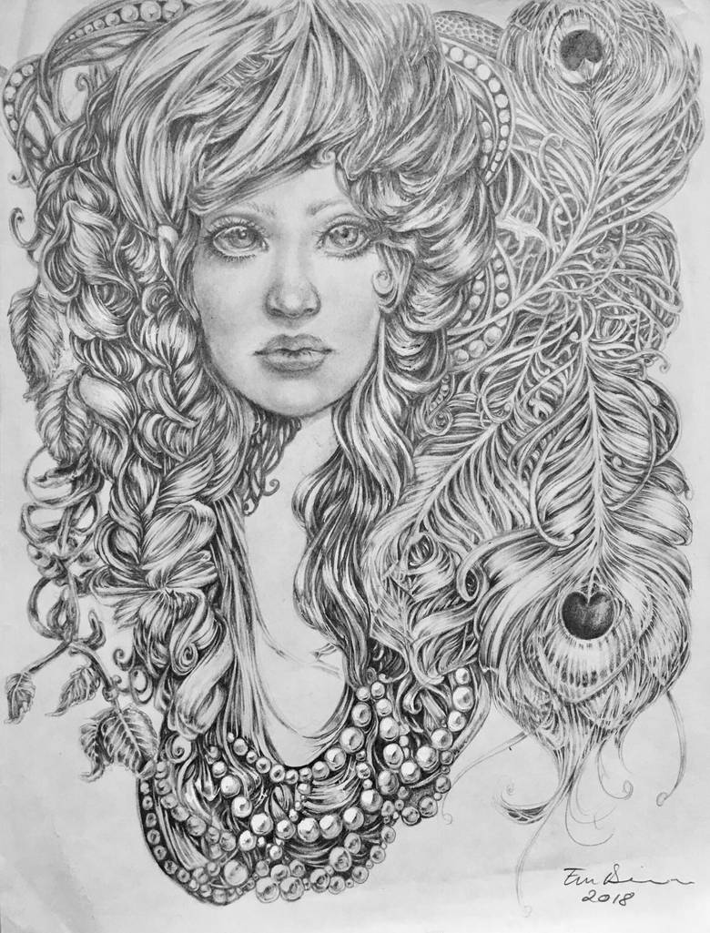 Adyle by EmilieDionne