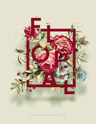 Floral | Design by miserableyouth