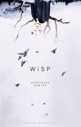 Wisp   Wattpad Cover by miserableyouth