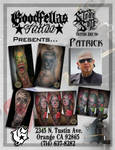 Guestspot at Goodfellas CA by 2Face-Tattoo