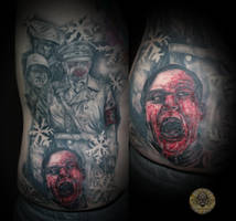 dead snow movie tattoo in prog. by 2Face-Tattoo