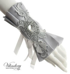 Ice queen cuff by vilindery