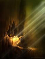 Cavern by cesarsampedro