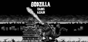 Godzilla Month 2010 '02' by Linkzilla