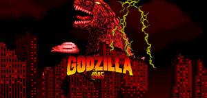 Godzilla Month 2010 '16' by Linkzilla