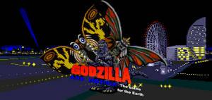 Godzilla Month 2010 '19' by Linkzilla