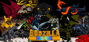 Godzilla Month 2010 '29' by Linkzilla