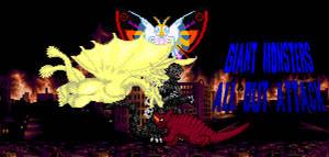 Godzilla Month 2010 '26' by Linkzilla