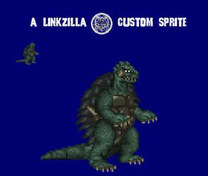 Gamera Custom Sprite by Linkzilla