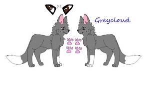 Greycloud by clawsofscorge