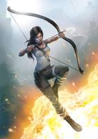 Tomb Raider Reborn by EvilPirate